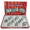 Vahşi Hayvanlar 54 Parça / Find Twins Hafıza ve Eşleştirme Oyunu