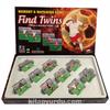 Oyuncular Serisi  54 Parça / Find Twins Hafıza ve Eşleştirme Oyunu