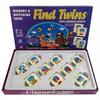 Sevimli Hayvanlar 54 Parça / Find Twins Hafıza ve Eşleştirme Oyunu