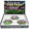 Futbolcular  Serisi 24 Parça / Find Twins Hafıza ve Eşleştirme Oyunu