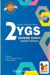 YGS 2 Deneme Sınavı Tamamı Çözümlü