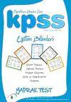 2010 KPSS Eğitim Bilimleri Yaprak Test Öğretmen Adayları İçin / Evren Karataş