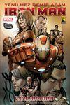 Iron Man (Demir Adam) Cilt 7 / Canavarlarım
