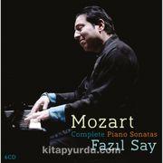 Fazıl Say / Mozart Complete Sonatas (6 Cd Set)