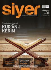 Siyer 3 Aylık İlim Tarih ve Kültür Dergisi Sayı:1 2017