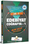 LYS 3 Edebiyat Coğrafya 1 Açık Uçlu Soru Bankası