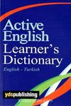 Active English Learner's Dictionary (English-Turkish)