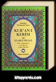 Kur'an-ı Kerim ve İzahlı Meali (Ortaboy) / Nedim Yılmaz