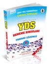 İngilizce YDS Deneme Testleri Tamamı Çözümlü 8 Deneme