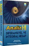 Analiz I - II Diferansiyel ve İntegral Hesap