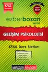 KPSS Ezberbozan Eğitim Bilimleri Gelişim Psikolojisi Ders Notları 2016