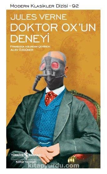 Doktor Ox'un Deneyi PDF Kitap İndir