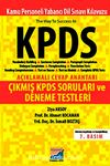 The Way To Success At KPDS & Açıklamalı Cevap Anahtarlı