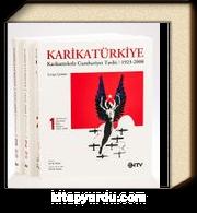 Karikatürkiye & Karikatürlerle Cumhuriyet Tarihi 1923-2008 (3 Cilt)