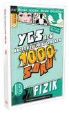 YGS'den Önce Çözülmesi Gereken 1000 Soru Fizik