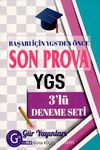 YGS 3'lü Deneme Seti & Başarı İçin YGS'den Önce Son Prova