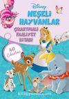 Disney Klasik Neşeli Hayvanlar Çıkartmalı Faaliyet Kitabı