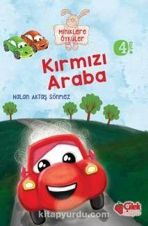 Kırmızı Araba (Büyük Boy) - Nalan Aktaş Sönmez pdf epub