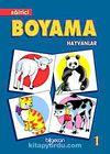 Eğitici Boyama Hayvanlar-1