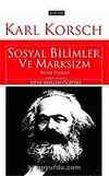 Sosyal Bilimler ve Marksizm