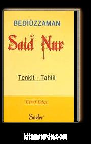 Bediüzzaman Said Nur / Tenkid - Tahlil (Cep Boy) (karton kapak)