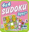 4x4 Sudoku 2