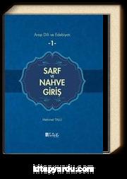 Arap Dili ve Edebiyatı -1 Sarf ve Nahve Giriş