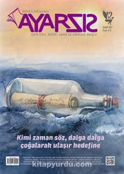 Ayarsız Aylık Fikir Kültür Sanat ve Edebiyat Dergisi Sayı:12 Şubat 2017