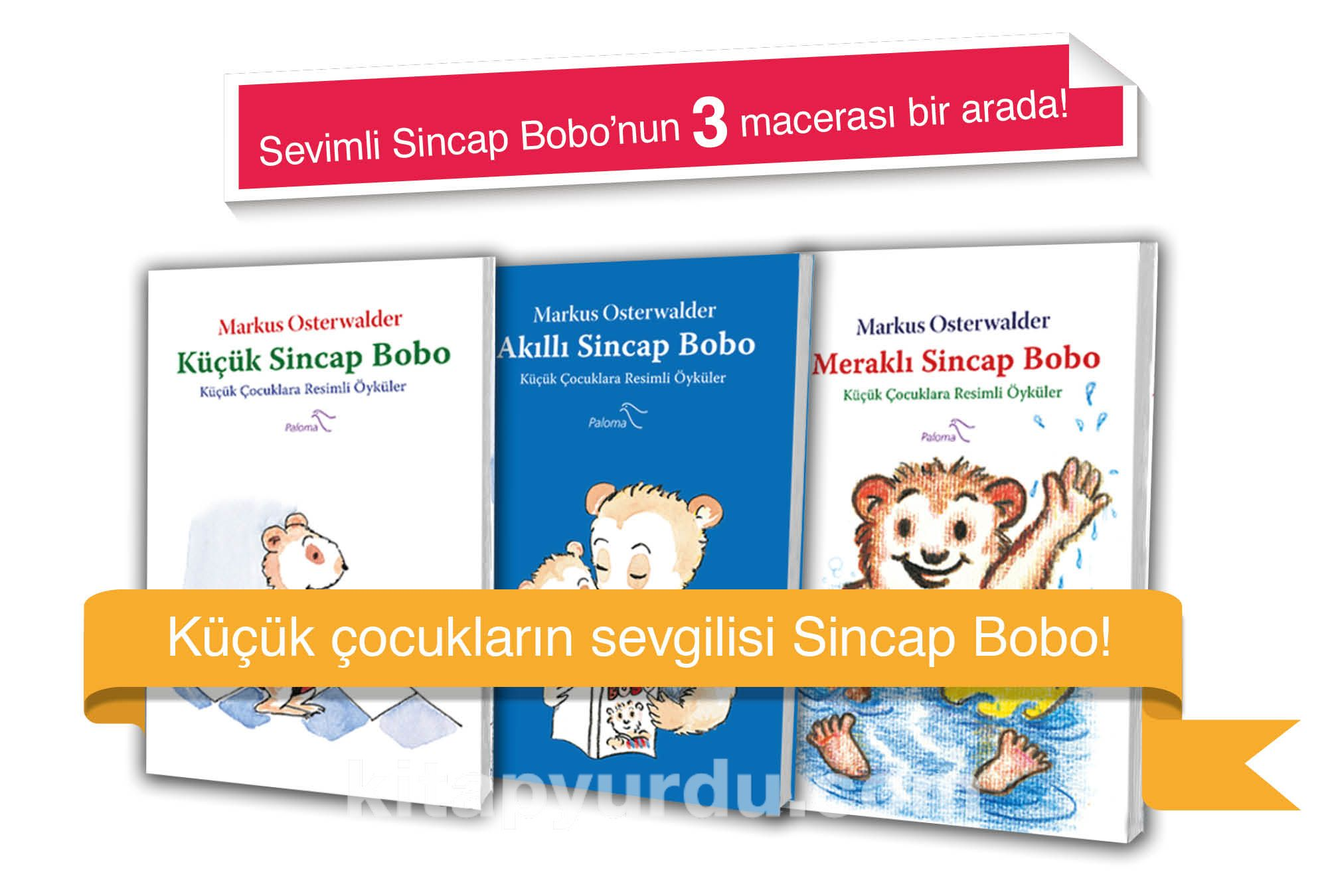 Küçük Sincap Bobo (3 Kitap Set) - Markus Osterwalder pdf epub