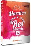 DGS Maraton 5 Deneme Sınavı (Tamamı Çözümlü)