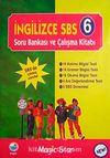 İngilizce SBS 6 Soru Bankası ve Çalışma Kitabı / Magic Star
