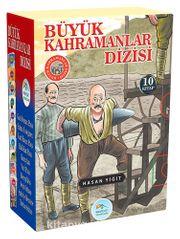 Büyük Kahramanlar Seti (10 Kitap)
