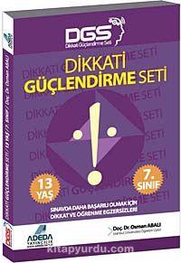 Dikkati Güçlendirme Seti (7. Sınıf-13 Yaş) - Doç. Dr. Osman Abalı pdf epub
