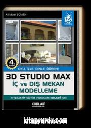 3D Studio Max İç ve Dış Mekan Modelleme & Oku, İzle, Dinle, Öğren
