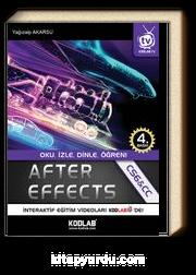 After Effect CS6-CC & Oku,İzle,Dinle,Öğren