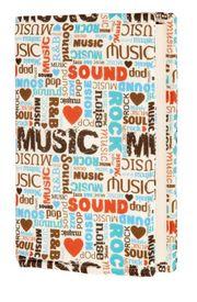 Kitap Kılıfı - Müzik (M- 31x21cm)