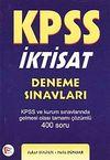 KPSS İktisat Deneme Sınavları