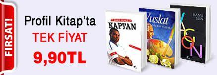 Profil Kitap 9.90 TL Kampanyası