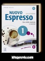 Nuovo Espresso 1 Libro +Dvd Rom (A1) İtalyanca Temel Seviye