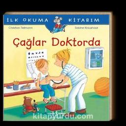 Çağlar Doktorda / İlk Okuma Kitabım