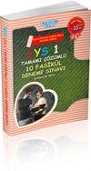 LYS 1 Tamamı Çözümlü 10 Fasikül Deneme Sınavı