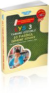 LYS 3 Tamamı Çözümlü 10 Fasikül Deneme Sınavı