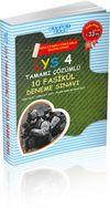 LYS 4 Tamamı Çözümlü 10 Fasikül Deneme Sınavı