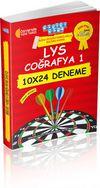 LYS Coğrafya 1 10x24 Deneme