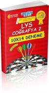 LYS Coğrafya 2 10x14 Deneme