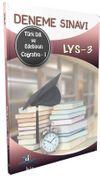 LYS 3 Türk Dili ve Edebiyatı Coğrafya 1 Deneme Sınavı 5'li