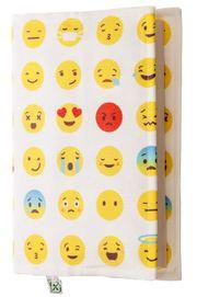 Kitap Kılıfı - Emojiler (M - 31x21cm)