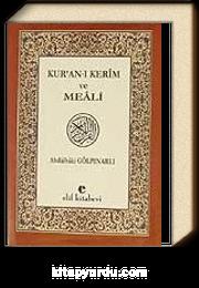 Kur'an-ı Kerim ve Meali (orta boy)