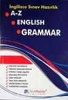 A-Z English Grammar / İngilizce Sınav Hazırlık