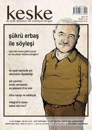 Keşke İki Aylık Düşünce ve Edebiyat Dergisi Sayı:16 Mart-Nisan 2016